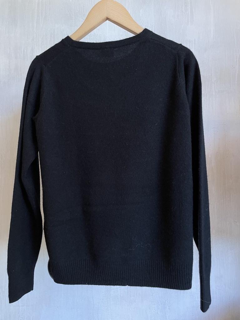 cashmere knit black-4