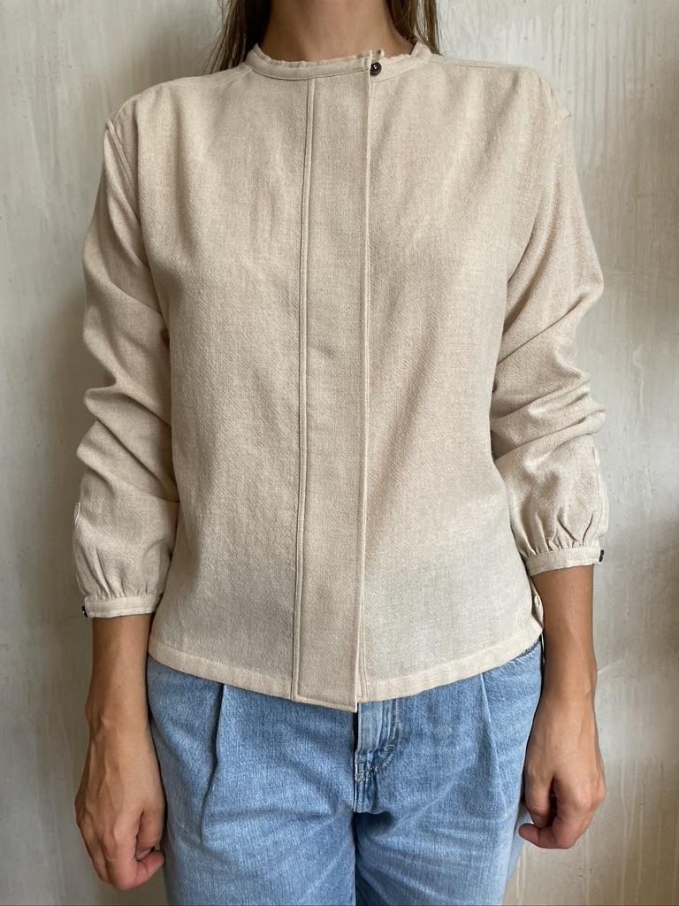 shirt 9358 creamy white-1