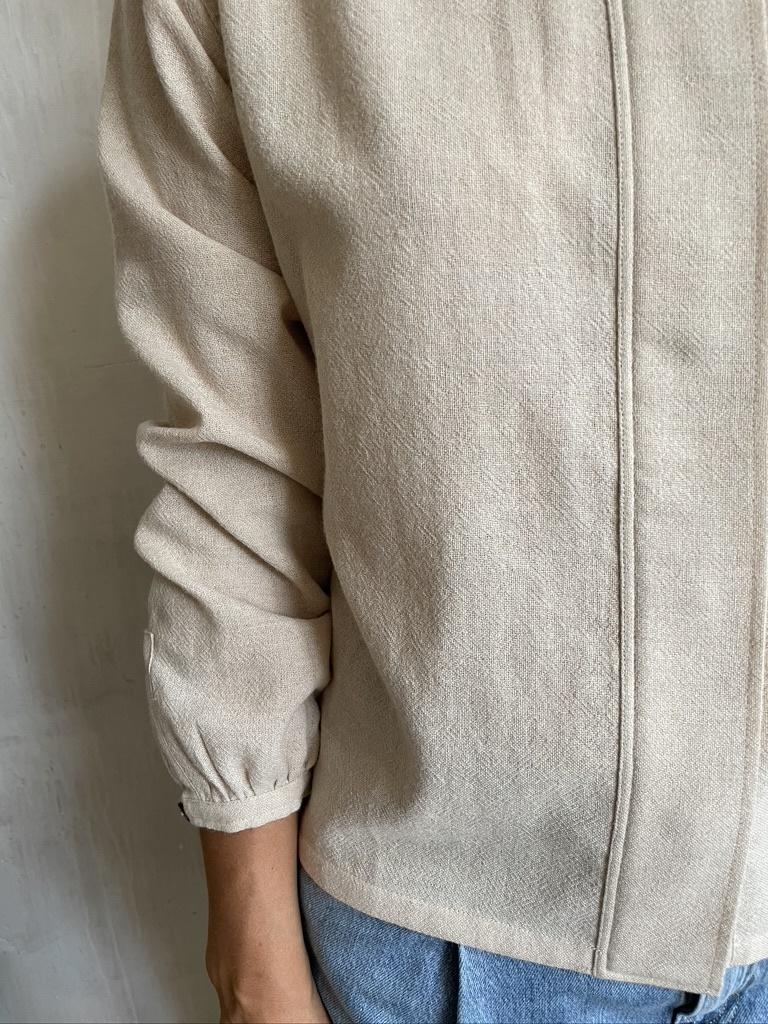 shirt 9358 creamy white-3