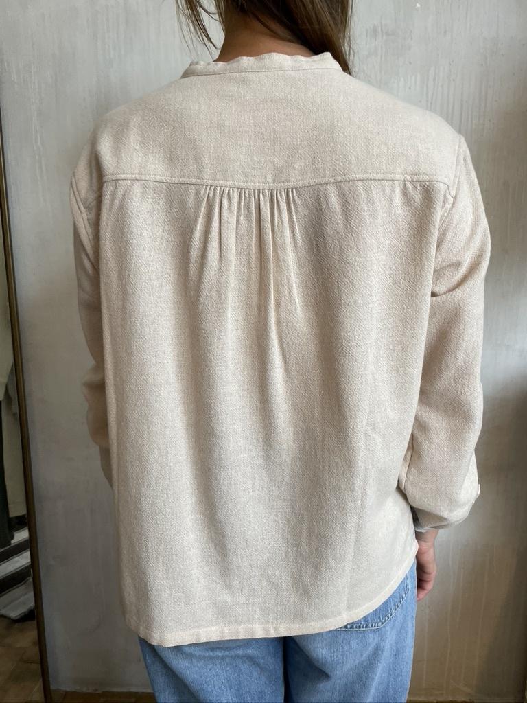 shirt 9358 creamy white-4