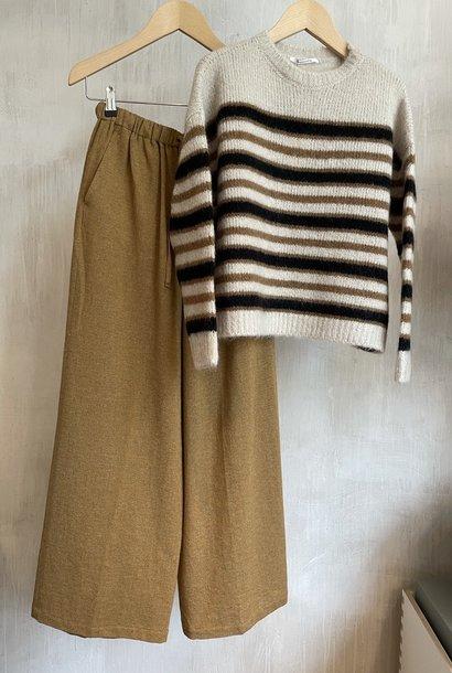 pants 7167 ocre