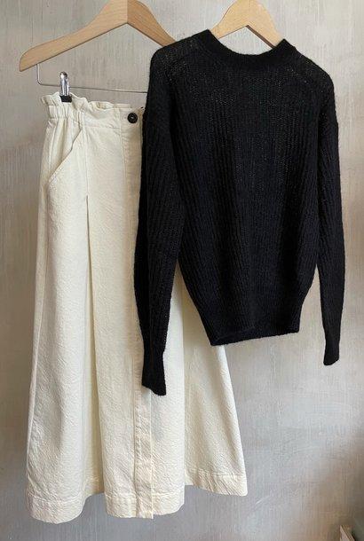 knit 8296 black
