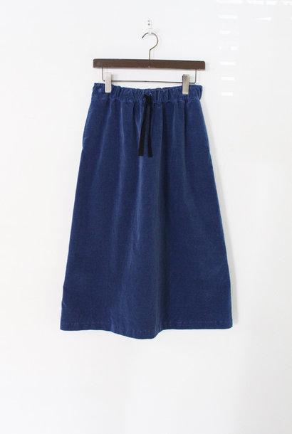 skirt C21687 blue