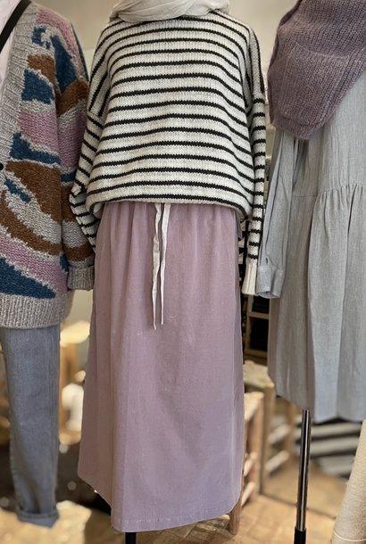 skirt C21687 pink
