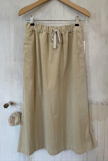 skirt C21687 ivory