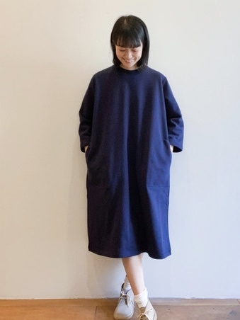 dress  navy-1