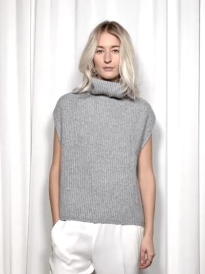 coco vest grey-1