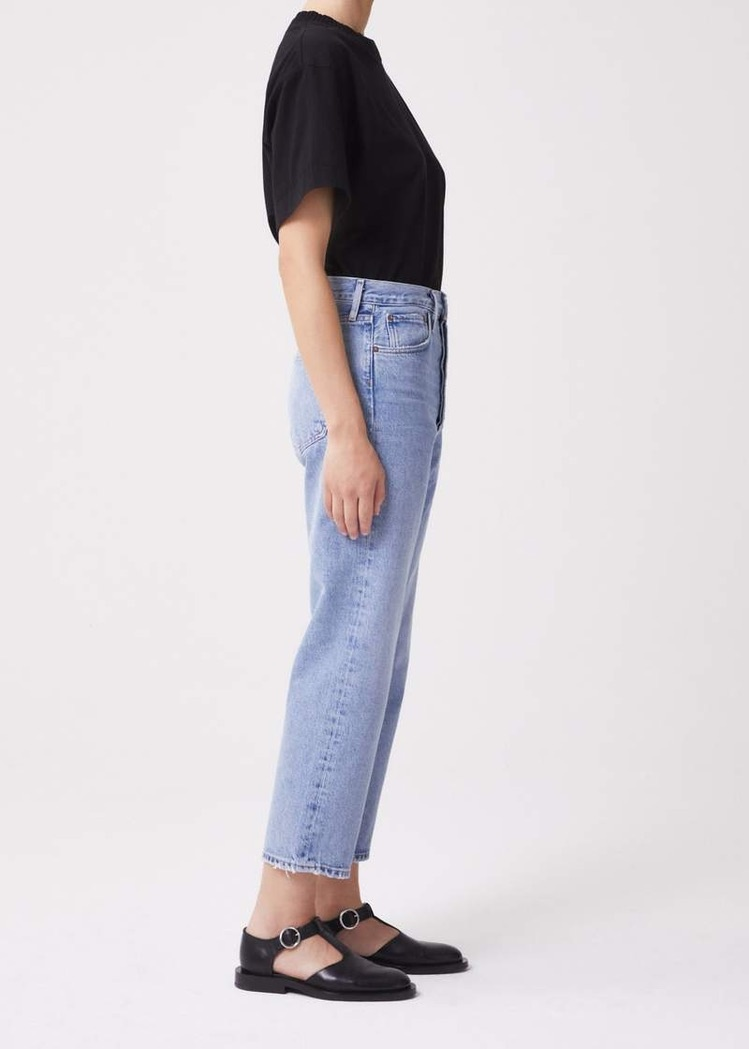 90' crop mid rise loose straight replica-3