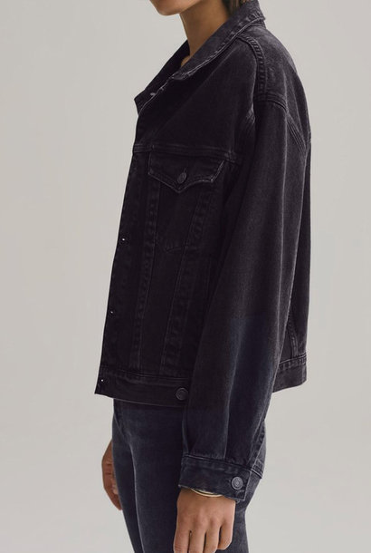 charli oversied denim jacket