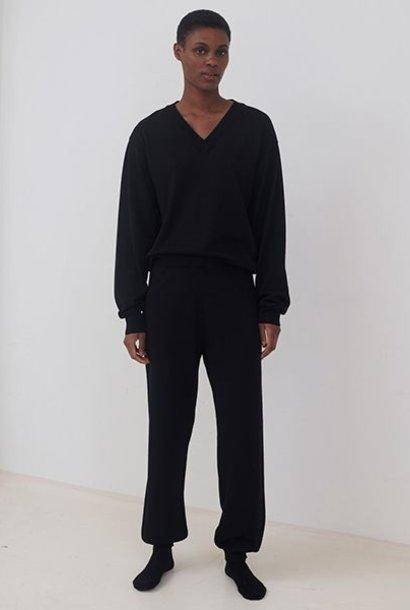 alessi pants black