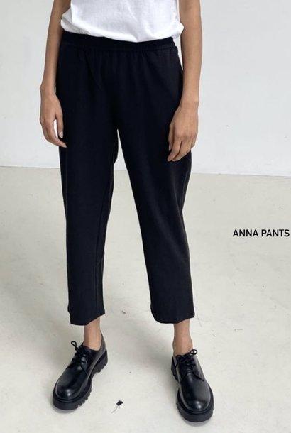 anna pants black