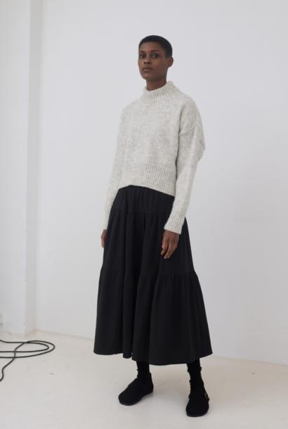 anna  skirt black