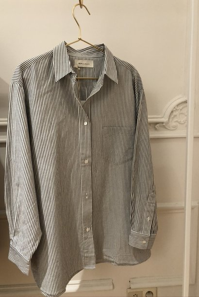 edgar shirt stripe