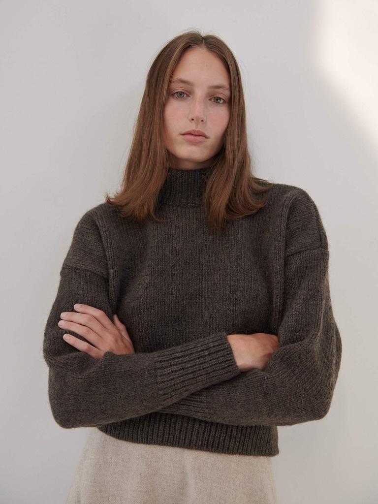 river knit brown-1