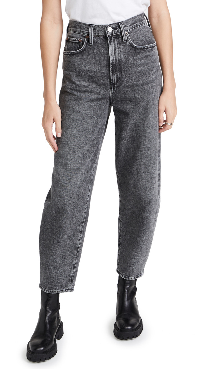 balloon jean high rise curved tap end wicked-1