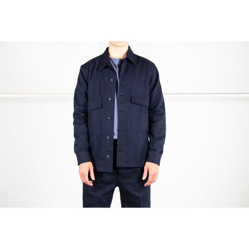 7d 7d Jacket / Hundred-Nine / Navy