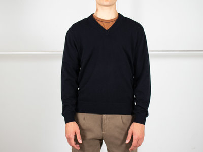 7d 7d Sweater / Three / Black