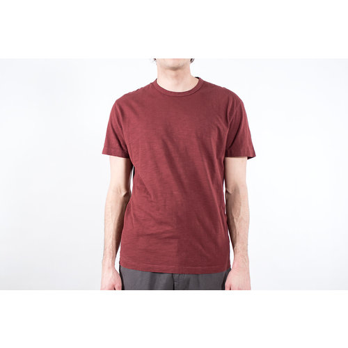 7d 7d T-shirt / Ninety-Two / Burgundy