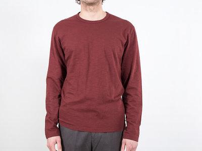 7d 7d T-shirt / Ninety-One / Burgundy
