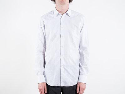 7d 7d Overhemd / Fourty-Four Light Stripe / Blauw