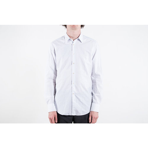 7d 7d Shirt / Fourty-Four Light Stripe / Blue
