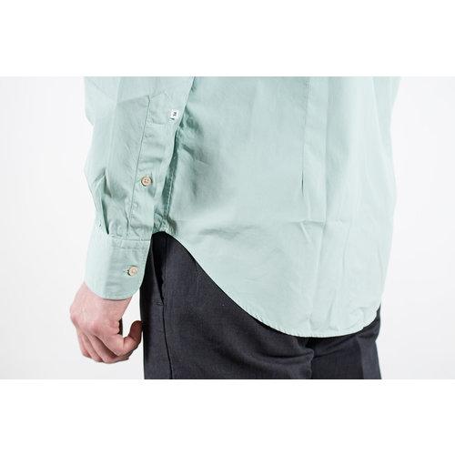 7d 7d Overhemd / Fourty-Four Solid Pop / Mint Groen