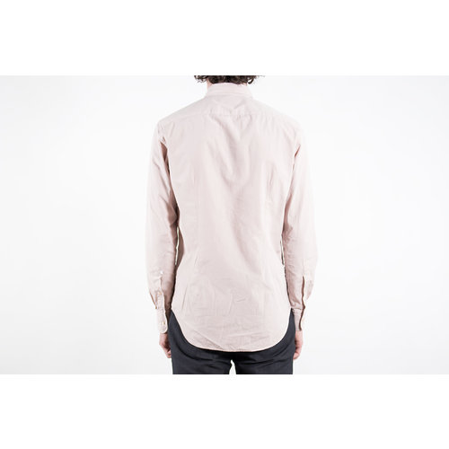 7d 7d Overhemd / Fourty-Four Solid Pop / Roze