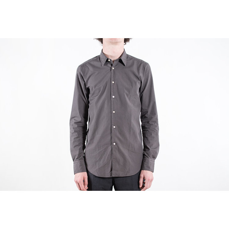 7d 7d Overhemd / Fourty-Four Solid Pop / Taupe