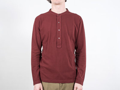 7d 7d Shirt / Sixty-Six / Burgundy