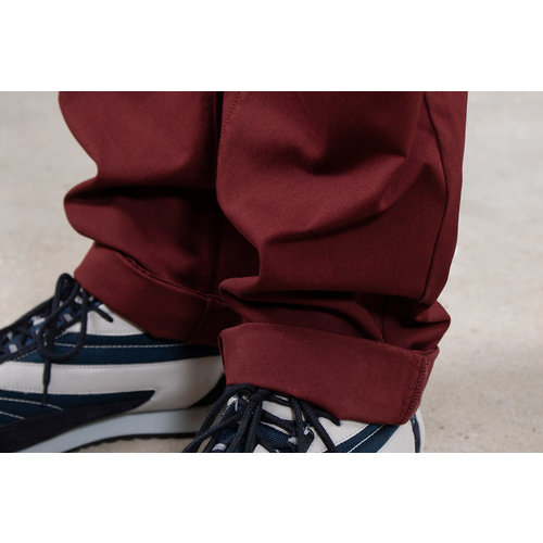 7d 7d Trousers / Twenty-Three / Burgundy