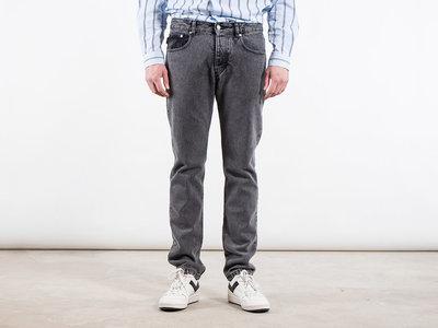 Ami AMI / Jeans / E19D001.652 / Noir Javel