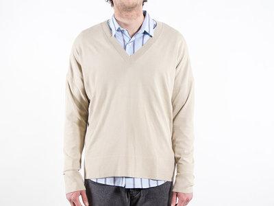 Ami Ami / Sweater / E19K102.013 / Beige