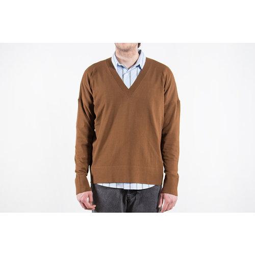Ami Ami / Sweater / E19K102.013 / Cognac