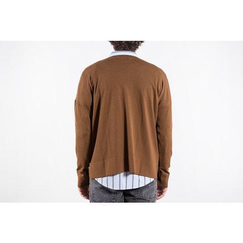 Ami Ami / Trui / E19K102.013 / Cognac