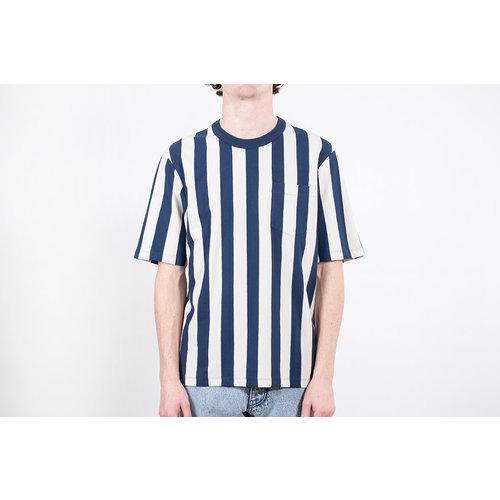 Ami Ami / T-Shirt / E19J131.703 / Blauw