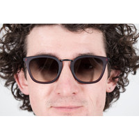 Gobi Sunglasses / Hamy / Volcanic Red