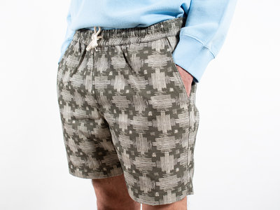 Universal Works Universal Works Shorts / Beach Short / Olive