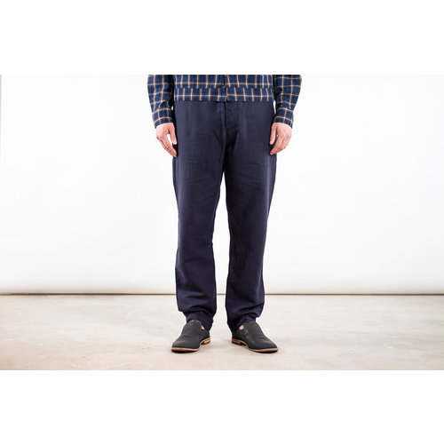 Universal Works Universal Works Trousers / Military Chino / Navy