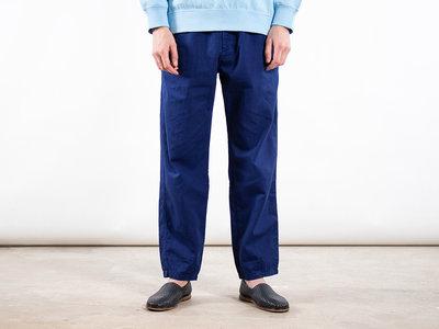 Universal Works Universal Works Broek / Track Trouser / Blauw