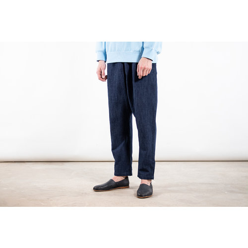 Universal Works Universal Works Trousers / Kyoto Work Pant / Blue
