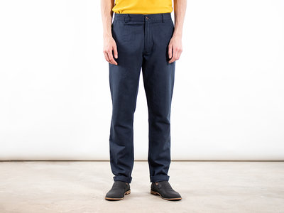 Universal Works Universal Works Trousers / Aston pant / Blue