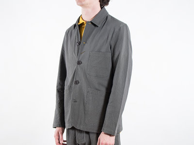 Universal Works Universal Works Jacket / Bakers Jacket / Grey