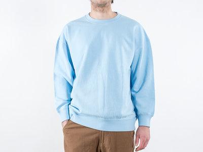 Universal Works Universal Works Sweater / Oversized Sweatshirt / Blue