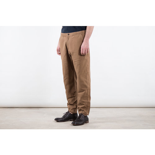 Universal Works Universal Works Trousers / Track Trouser Canvas / Kaki