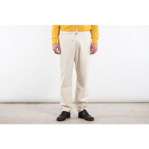 Universal Works Universal Works Trousers / Track trousers twill / Ecru