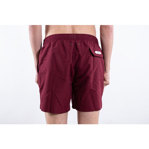 Timo Timo Swimming Trunks / Long Prep / Red
