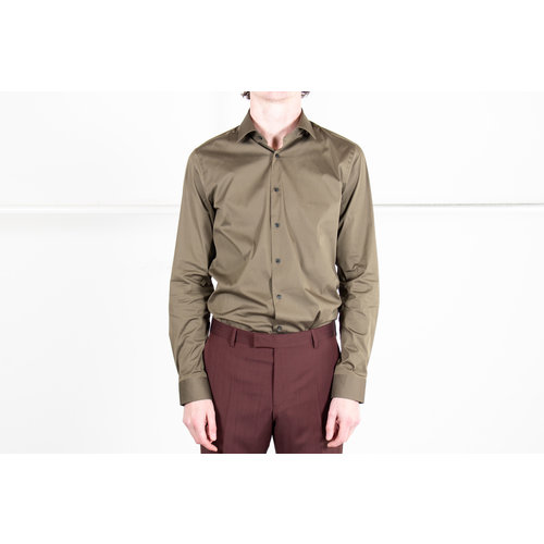 Strellson Strellson Overhemd / Santos / Groen
