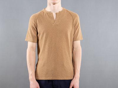 Roberto Collina Roberto Collina Serafino shirt / RA44143 / Bruin
