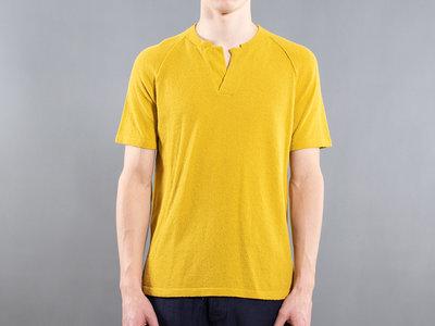 Roberto Collina Roberto Collina Serafino shirt / RA44143 / Yellow