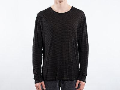 Roberto Collina Roberto Collina Longsleeve T-Shirt / RA68001 / Brown